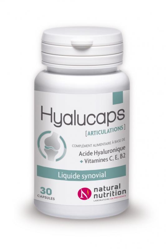 Nouveauté Hyalucaps
