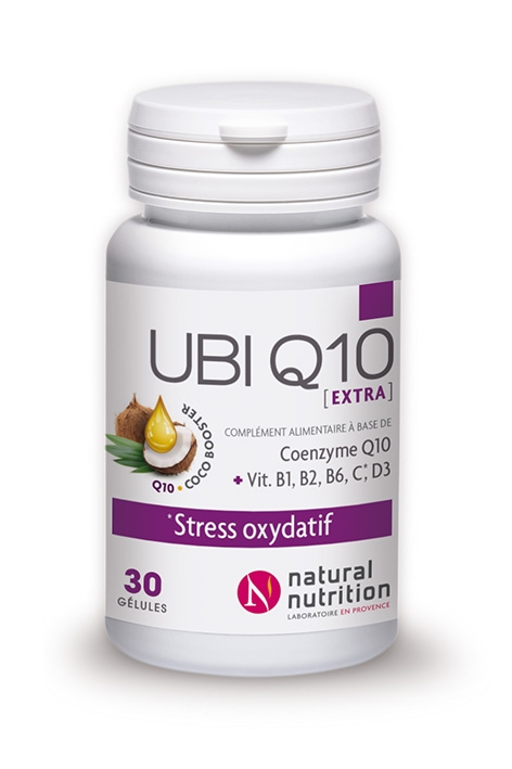 "Innovation UBI Q10 ""Coco Booster"""